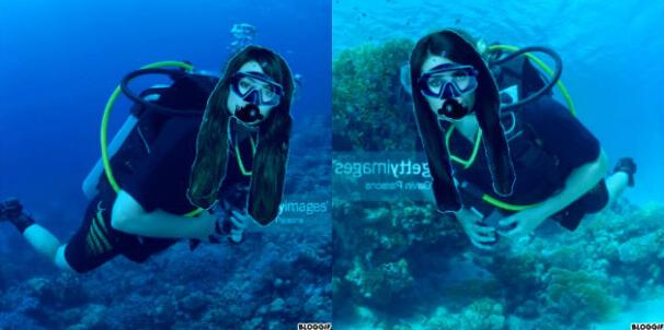 File:Miranda Cosgrove and Emma Roberts scuba diving.jpg