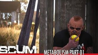 SCUM - Metabolism Part 01 -Pre-Alpha-