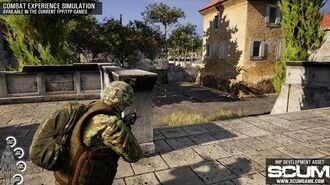 SCUM - Stealth, Camo, Awareness, and Tactics -Pre-Alpha-