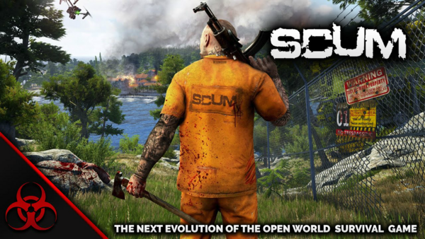 Scum Game Cover