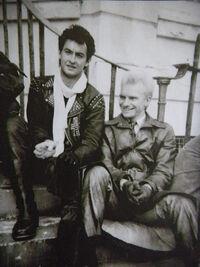 John and Sting