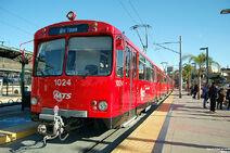 Siemens-Düwag U2 LRV