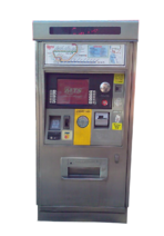 Compass Card Multifare Tivcket Vending Machine