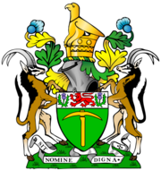 Canissian Colonial Coat of Arms