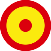 Canissian Royal Air Force Roundel