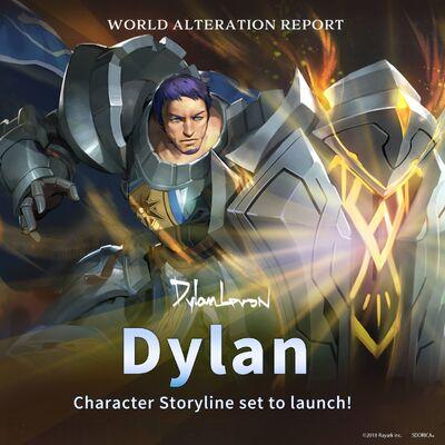 Dylan Storyline Banner
