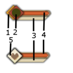 Health Bar Compare