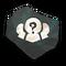 White Battle Team Mineral