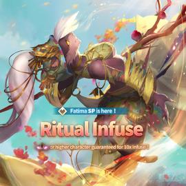 Ritual Infuse