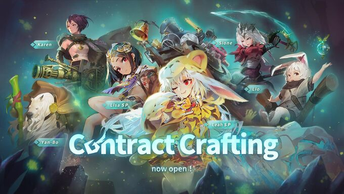 Contract Crafting 4