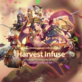 Harvest Infuse Banner