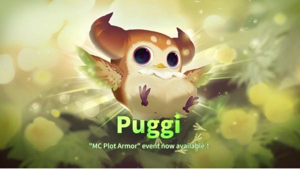 Puggi storyline