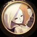 Masked Girl Icon