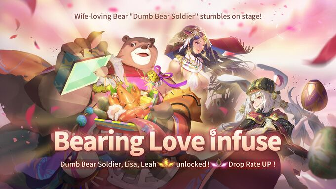 Bearing Love Infuse