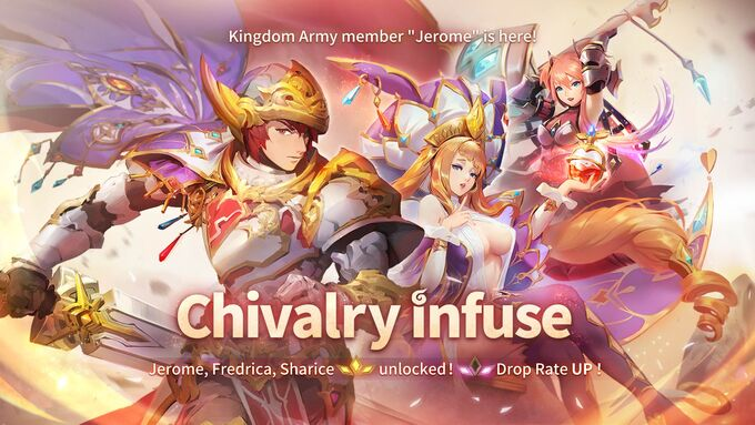 Chivalry Infuse