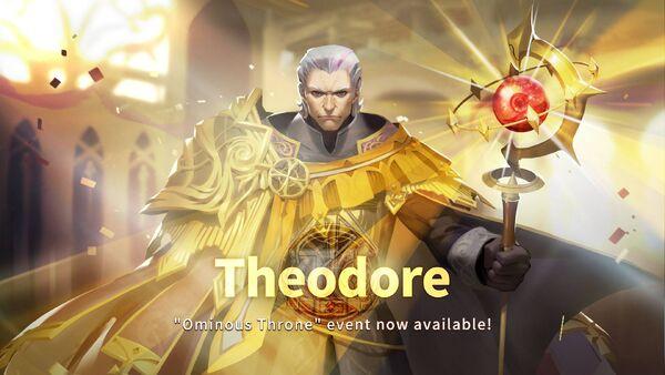Theodore Storyline