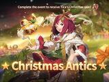 ☆Christmas Antics☆