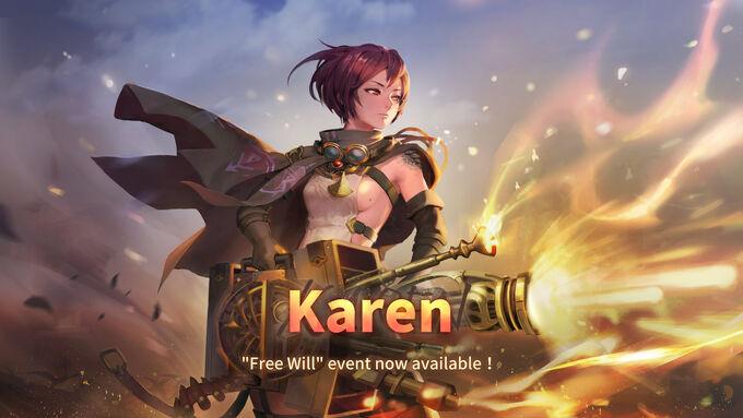 Karen Storyline