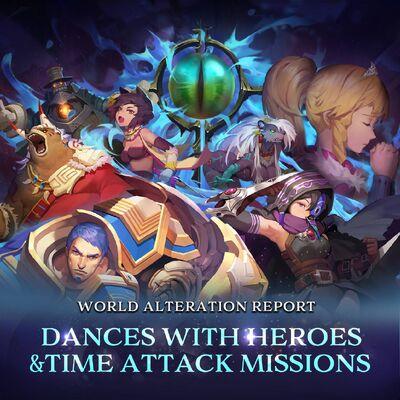 Dances with heros