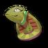 Striking Snake Carving