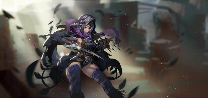 (Nevermore Ninja) Yamitsuki