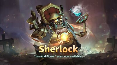 Iron And Flower Event