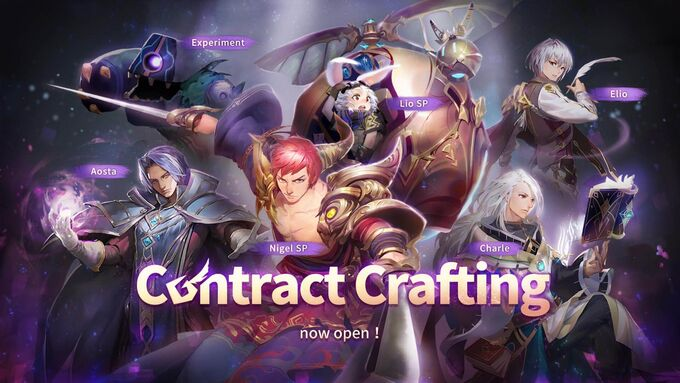 Contract Crafting 3
