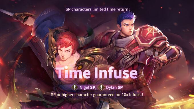 Time Infuse