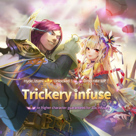 Trickery Infuse