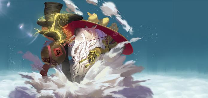 (Enlightened One) Yan-Bo