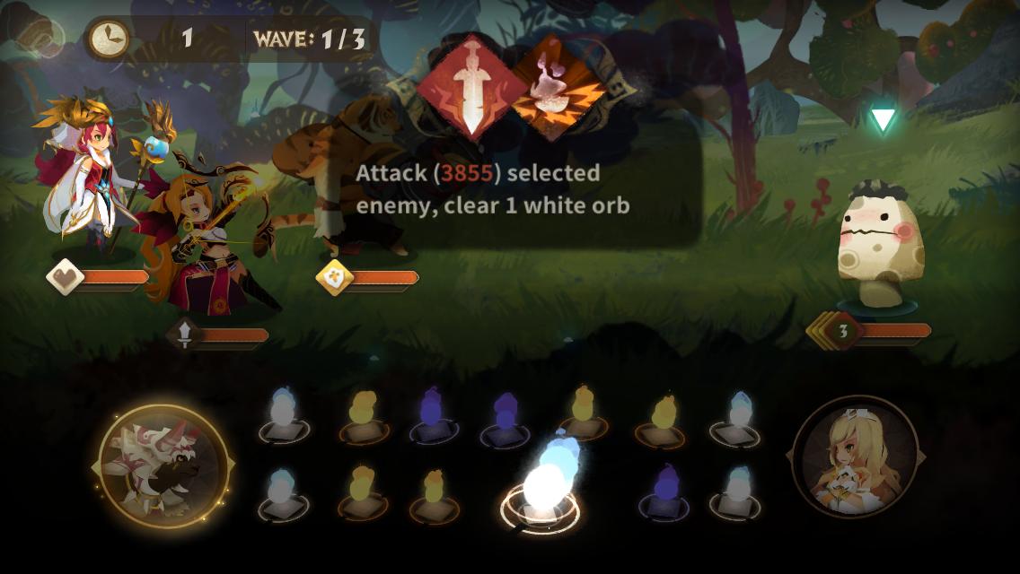 Combat Guide Skill