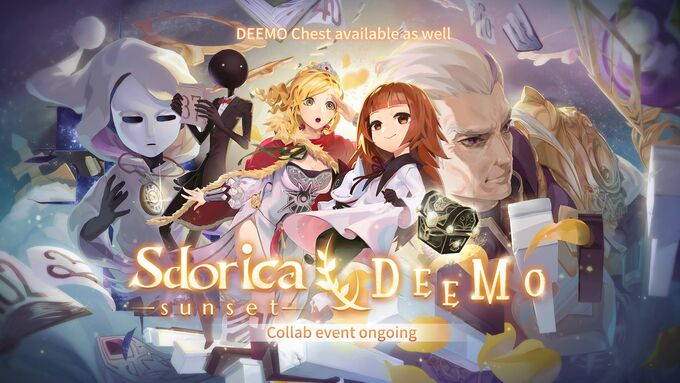 Deemo Collab Event