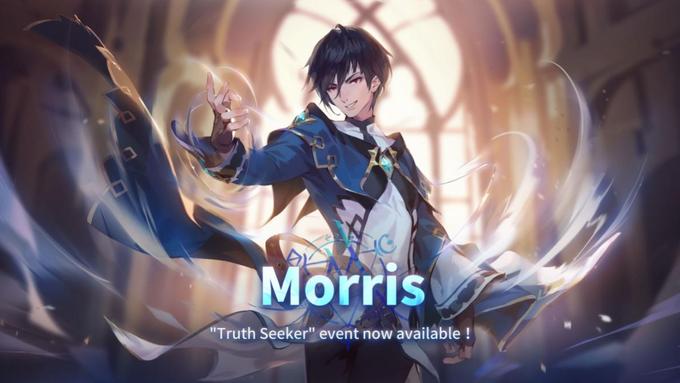 Morris storyline event