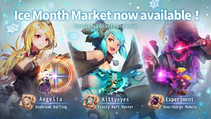 Ice Month Market