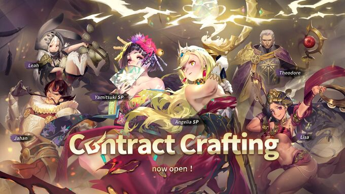 Contract Crafting Event