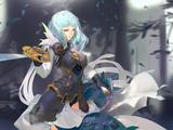 (Fiery Blue Rapier) Sione