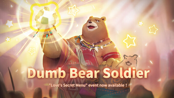 Dumb Bear Soldier Storyline