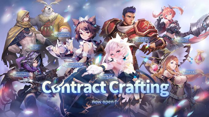 Contract Crafting 2