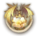 Gold SSR Soul Energy Icon