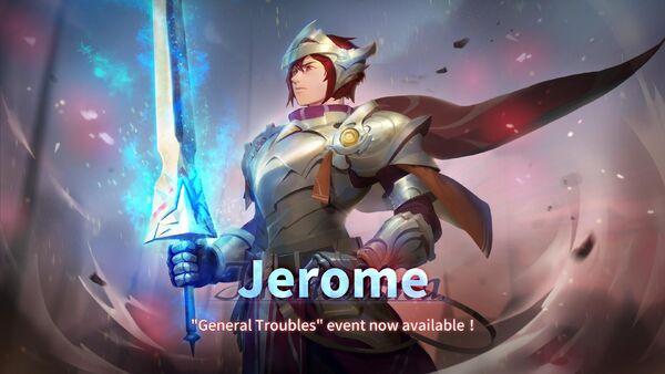 Jerome storyline