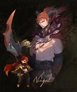 CH Nigel