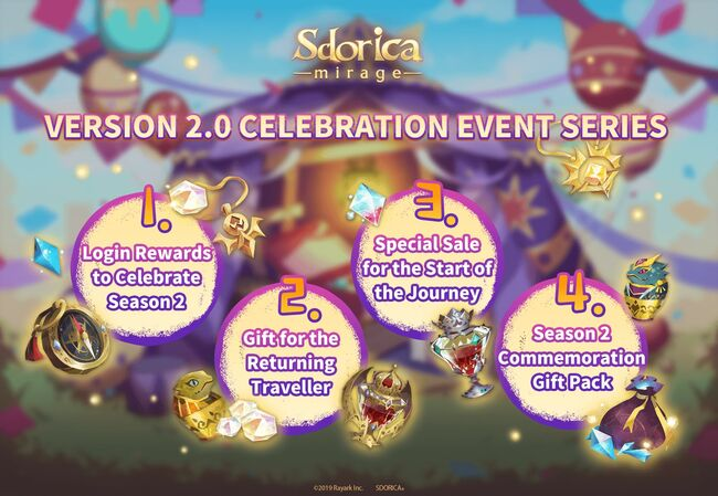 Event 05 13 2019 Celebration Events and Gift Packs