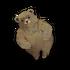 Brave Bear Carving