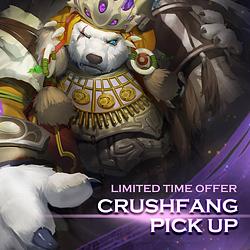 Crushfang Infuse