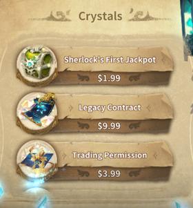 Crystals Market