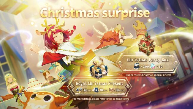 Event 12 19 2018 Details on Christmas event