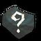 Random White Block Mineral
