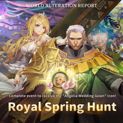 Royal Spring Hunt Banner