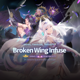 Broken Wing Infuse