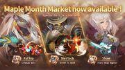 Maple Month Market